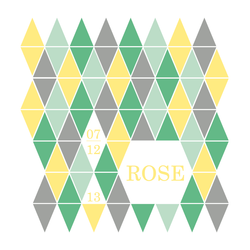 Rose recto carré 4