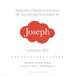 Joseph verso carré 3