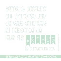 faire-parts arthus verso 1
