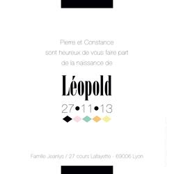 Léopold verso carré 1