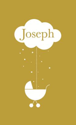 Joseph recto rectangulaire 1