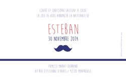 esteban verso rectangulaire
