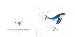 Faire-Part Pio - baleine aquarelle- livr