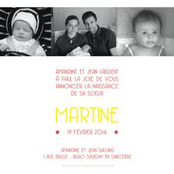 Martine verso carré 2