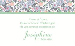 Joséphine recto rectangulaire 1