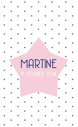 Martine recto rectangulaire 1