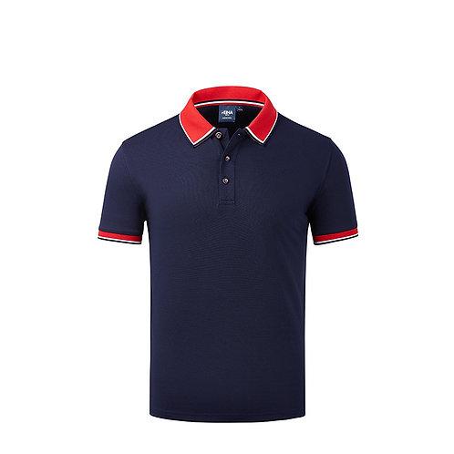 men graphic t shirts men polo custom print  linen shirt with custom logo