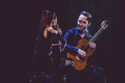 Uzbekistan - Carisma Guitar Duo