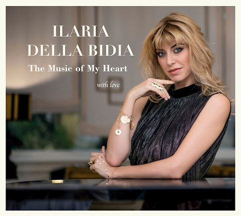 CD Ilaria Della Bidia - The Music of My