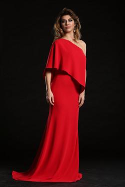 Ilaria DB - NY Red