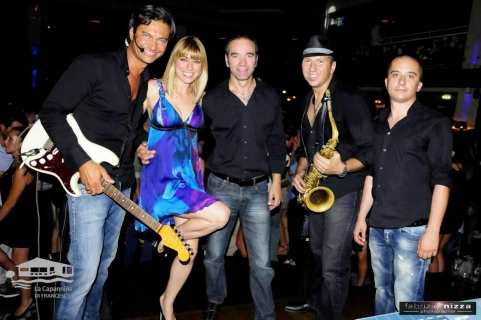 Band live @ Capannina di Franceschi