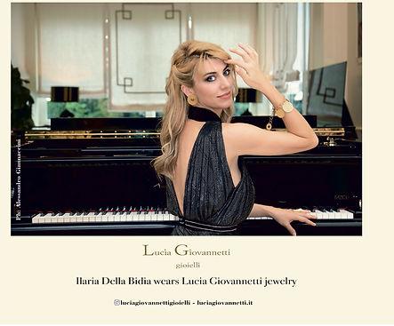 CD Ilaria Della Bidia - The Music of My