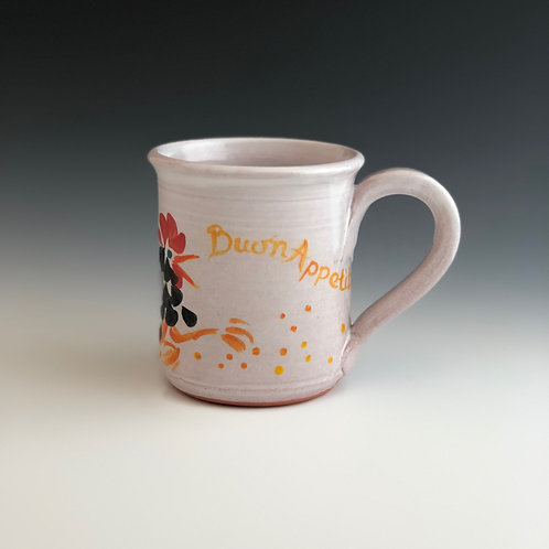 Sycamore Pottery - Buon Appetito (Good Eating)