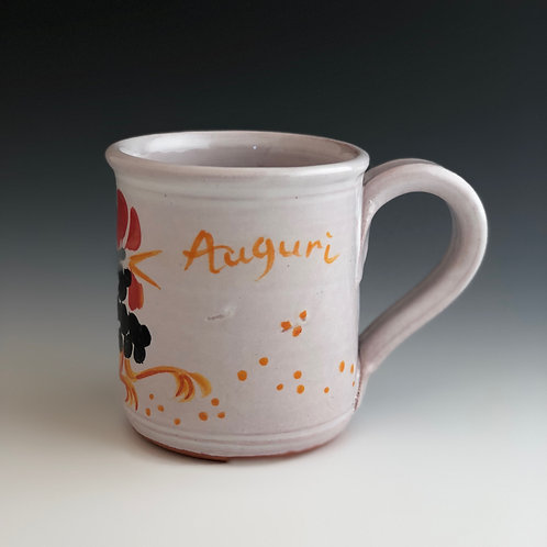 Sycamore Pottery - Auguri (Good Wishes)