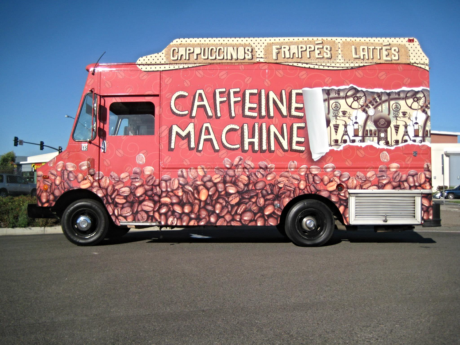 Caffeine Machine