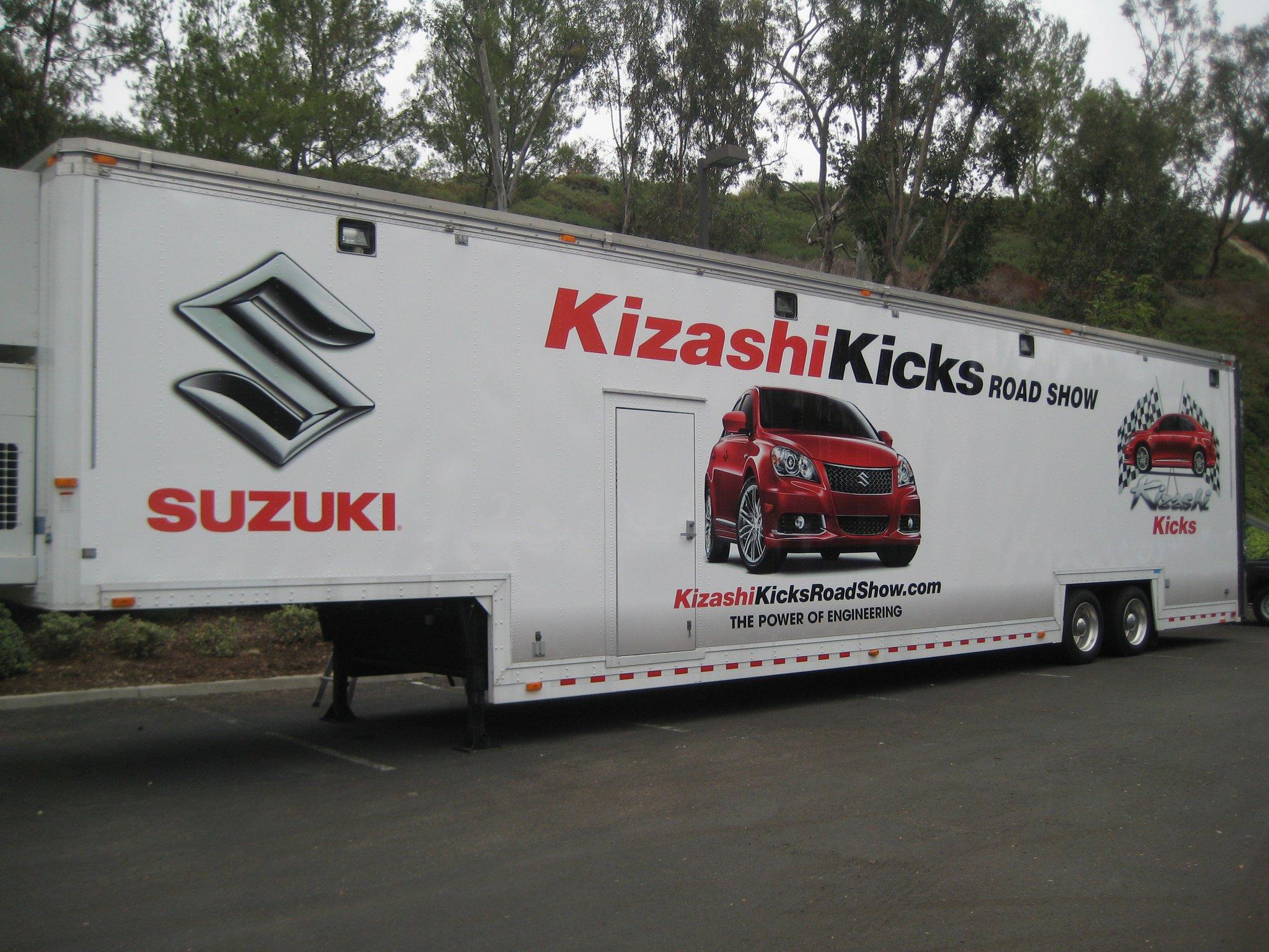 Kizashi Kicks Suzuki