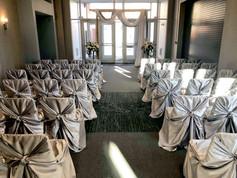Pre-Function Wedding Setup