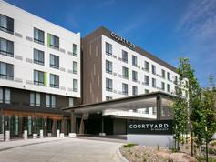 New Courtyard by Marriott Hotel!