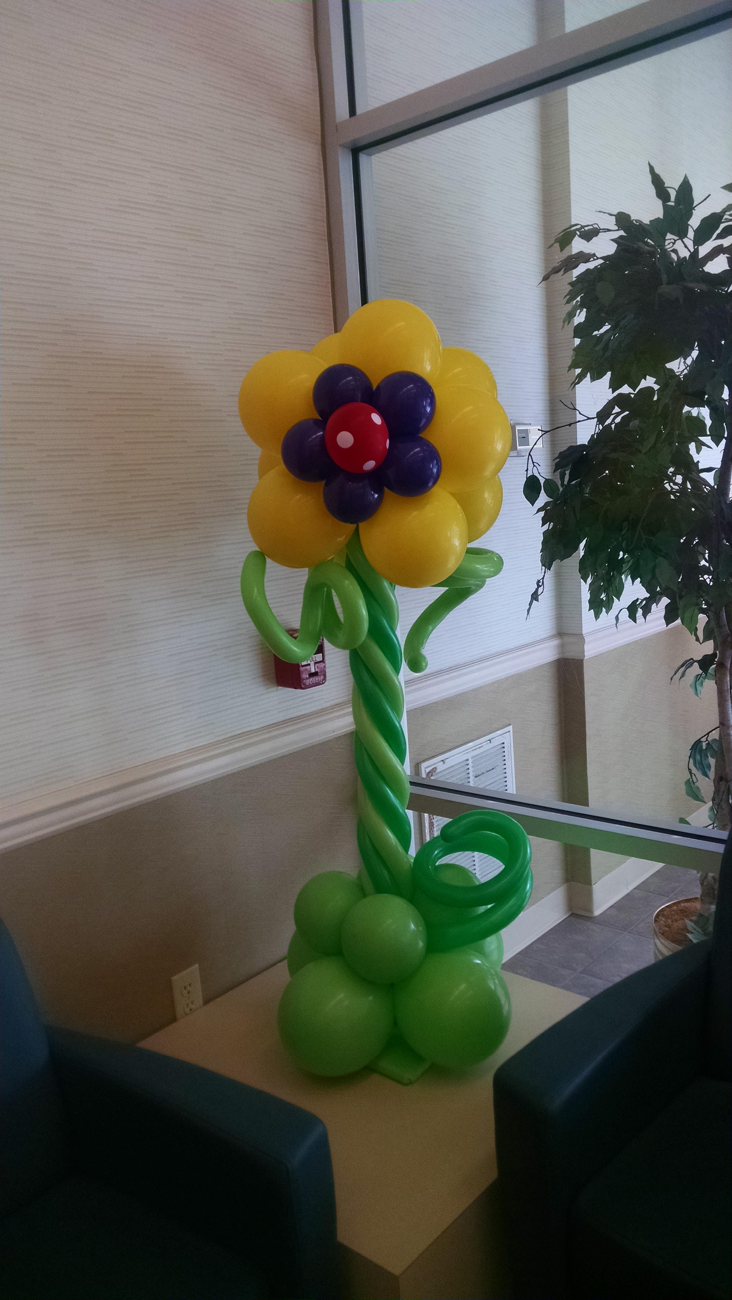 Flower happy!