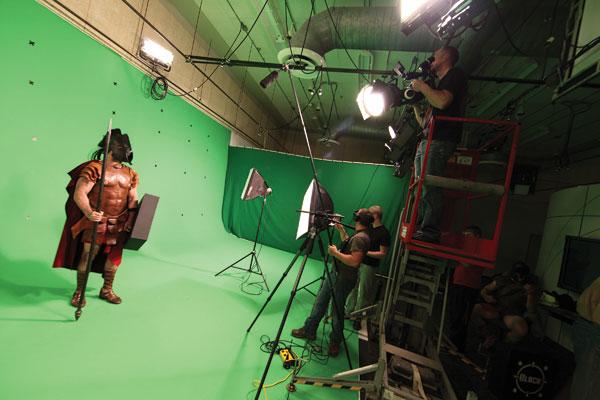 Bad Axe Productions CGI