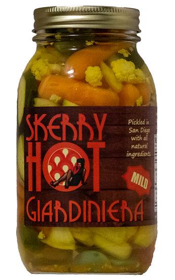 Skerry Hot Giardiniera