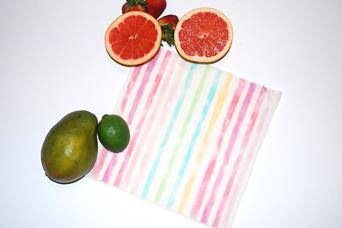 Pastel Stripes - Single