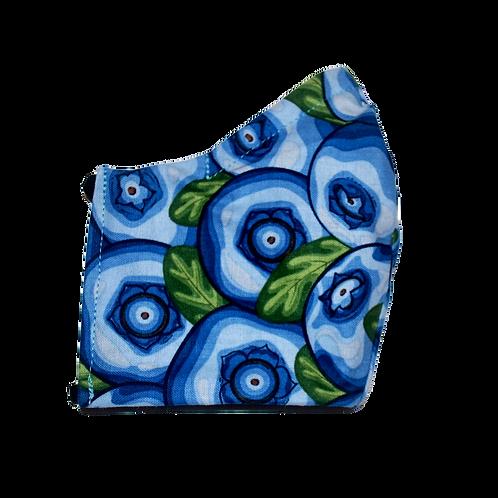 Feeling Blue(berry) face mask