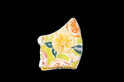 Grapefruit face mask