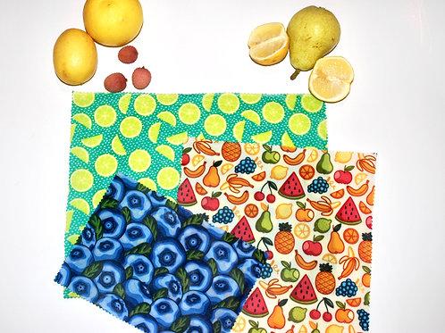 Fruit Salad Combo - Set of 3 (s, m, l)