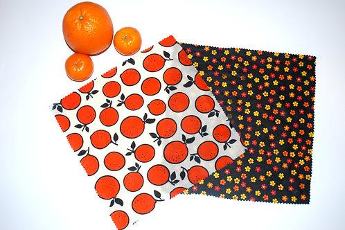 Orange Citrus Combo - Set of Two