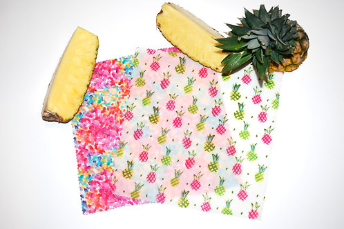 Pineapple Color Blast - Set of Two