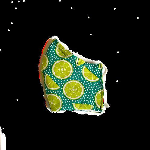 Limeade face mask