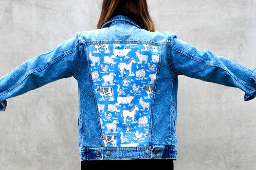 Animal Farm denim jacket