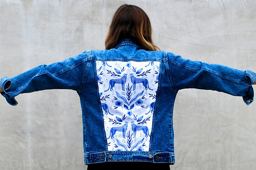 Wild Thing denim jacket