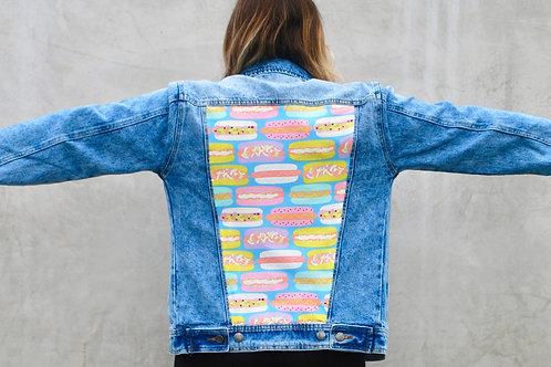Nice Buns denim jacket