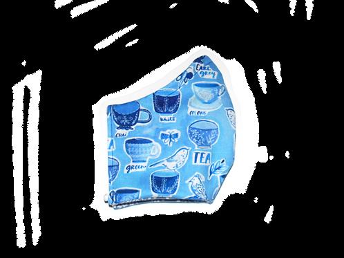 Spill The Tea face mask