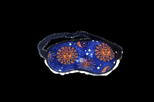 Over The Moon eye mask