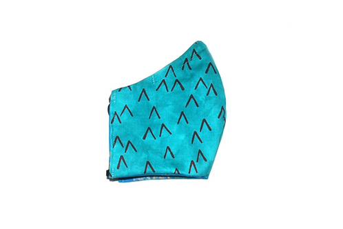 Mountain Tops face mask