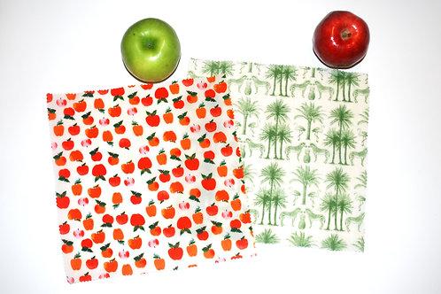 Teacher's Pet & Green Tropics - Set of Two