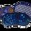 Thumbnail: Checkmate eye mask