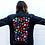 Thumbnail: Eternal Friends denim jacket (washed black)