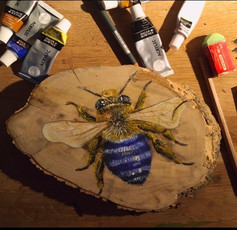 Blue Bee 2