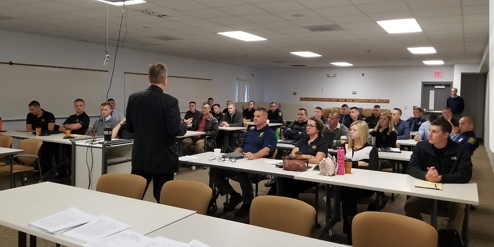 Courtroom Testimony Seminar for Law Enforcement Officers