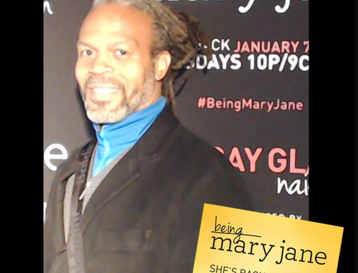 Patrick Wellington Featured On Being Mary Jane