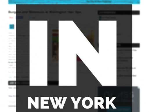 Wellington Hair Spa Featured on In New York Magazine