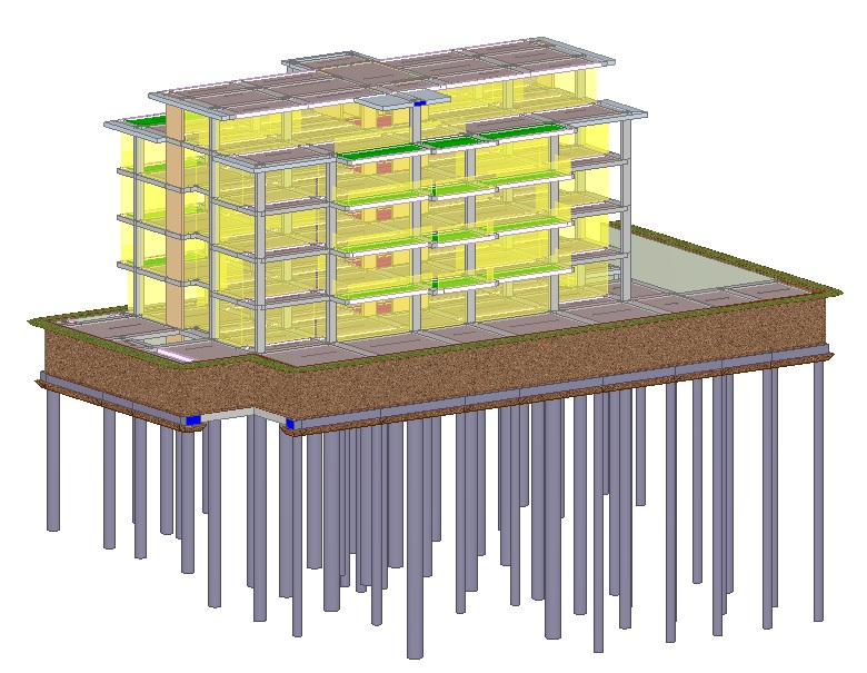 3D palazzo