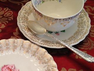 """""""Holiday English Tea """""""
