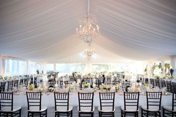 Oakbourne Mansion Tent - ChristinasCater
