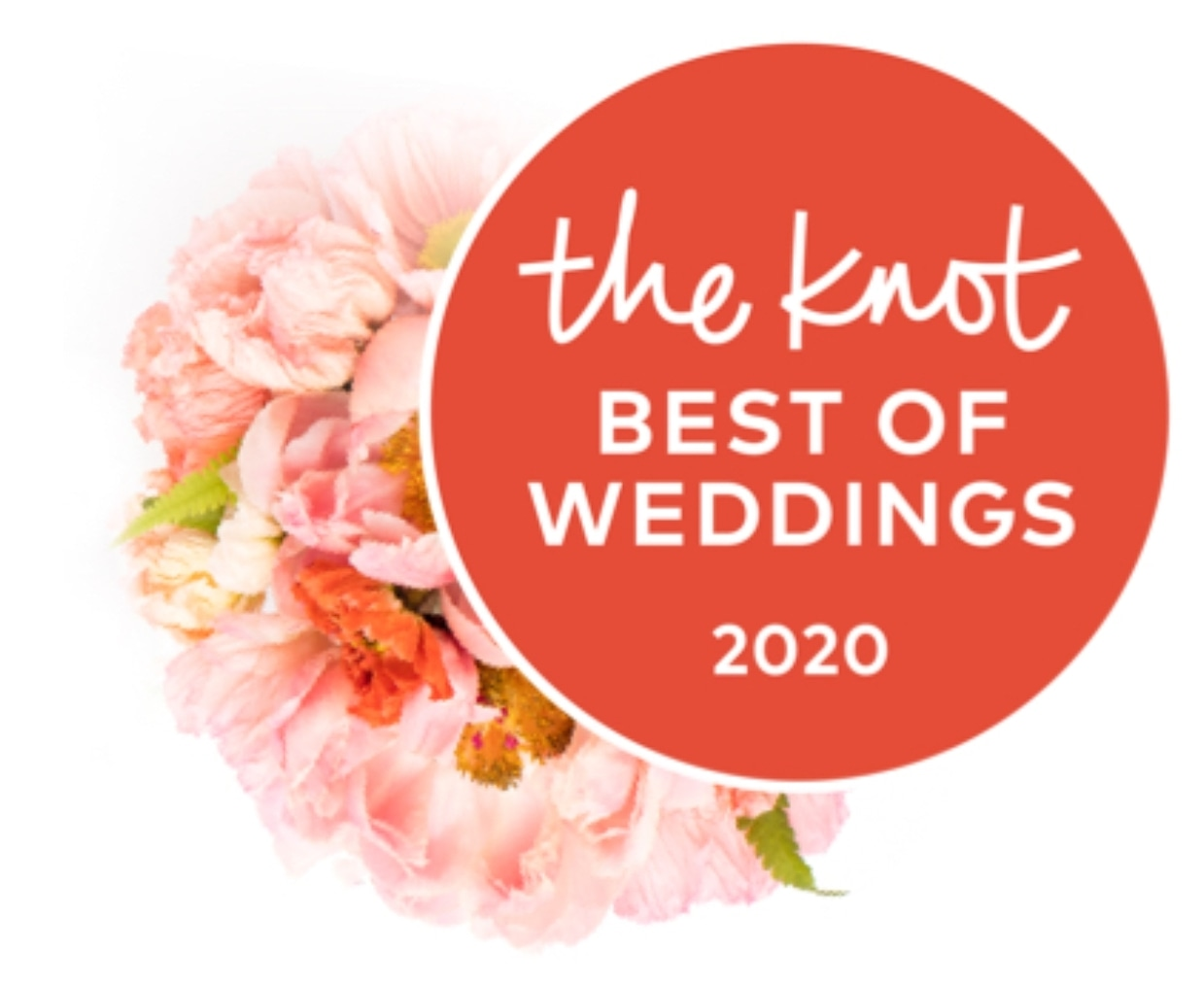 the knot 2020 award christina's catering