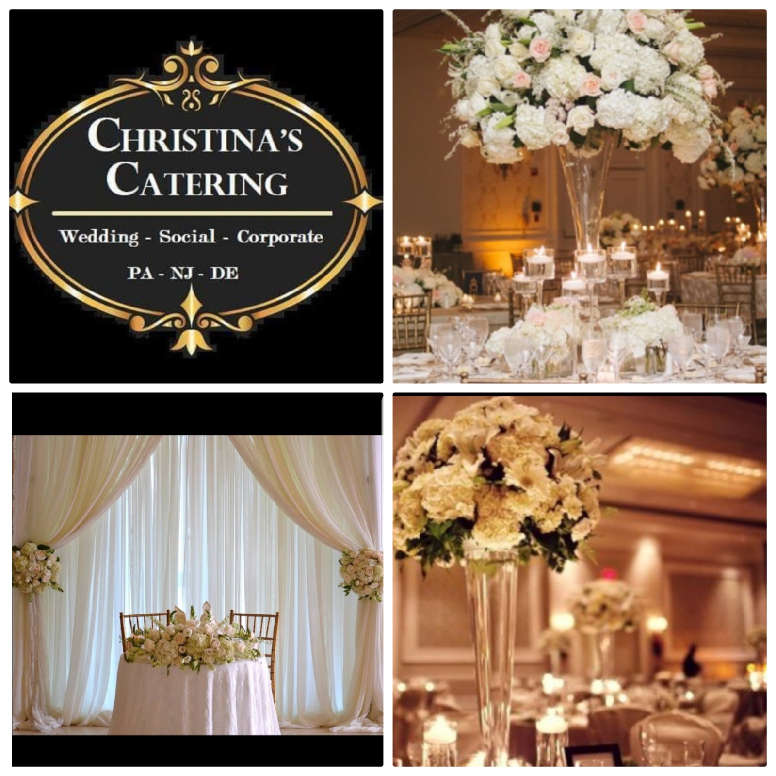Christina's Catering featured venue